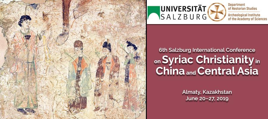 6th Salzburg International Conference on Syriac Christianity in