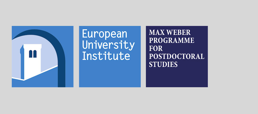 max weber programme for postdoctoral studies european university